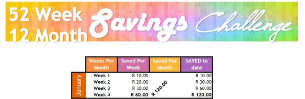 Jan savings